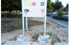 Stellplatz-Tipp: Coimbra, Entsorgung