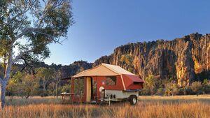 3Dog Camping TrailDog Windjana Gorge
