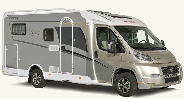 80.000-stes Reisemobil wird im Internet für die Dethleffs Family Stiftung versteigert. Der Erlös geht an ein Rumänien