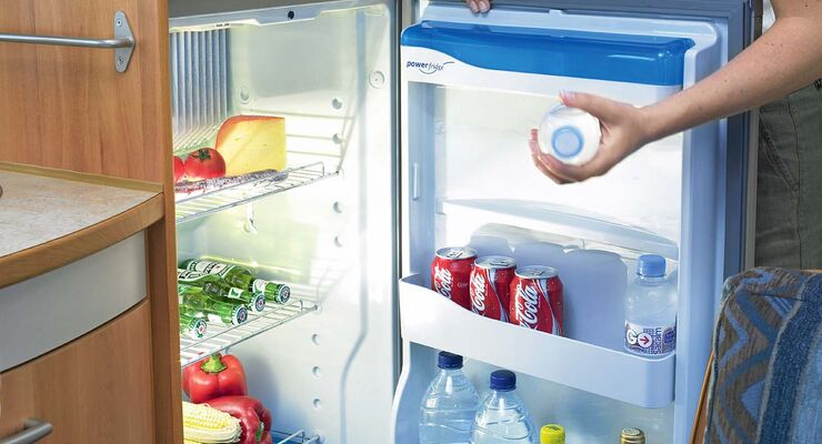 Kühlschrank Wohnwagen : Warum kühlt der kühlschrank im wohnmobil nicht mehr richtig? promobil