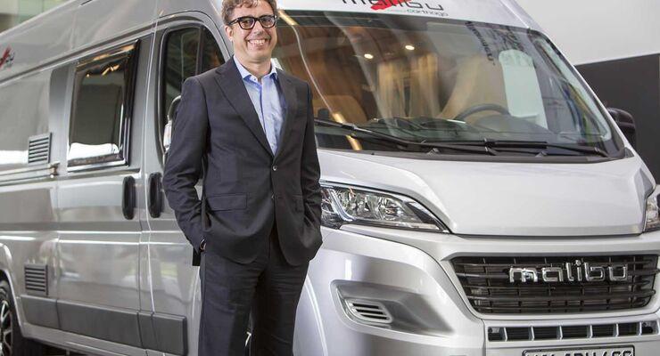 Achim Sach neuer Geschäftsführer bei Malibu