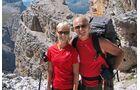 Albert Knaus und Kerstin Hüllmandel aus Iphofen (Bayern).