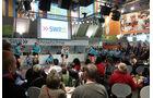 Auf der CMT 2014 stellen sich Reisedestinationen in drei Hallen vor
