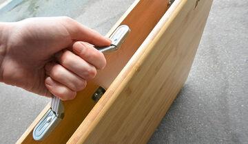 Bambustisch von Outwell im Test