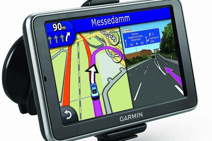 garmin navigation mit unterschiedlichen updates promobil. Black Bedroom Furniture Sets. Home Design Ideas
