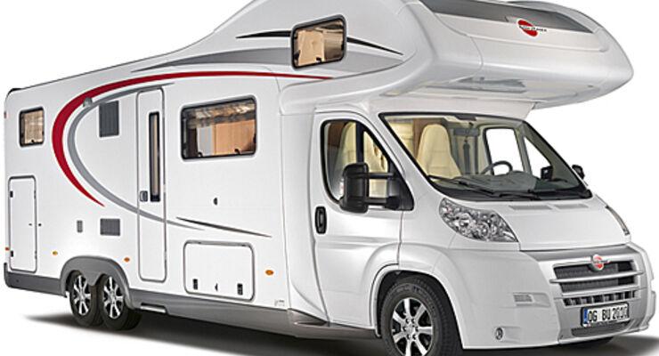 Bürstner, Reisemobil, wohnmobil, caravan, wohnwagen