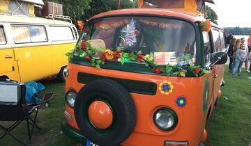 Bulli Summer Festival Besucher