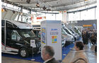 CMT 2009 Reisemobile Caravans Impressionen Wohnmobile Wohnwagen Leserwahlen promobil CARAVANING
