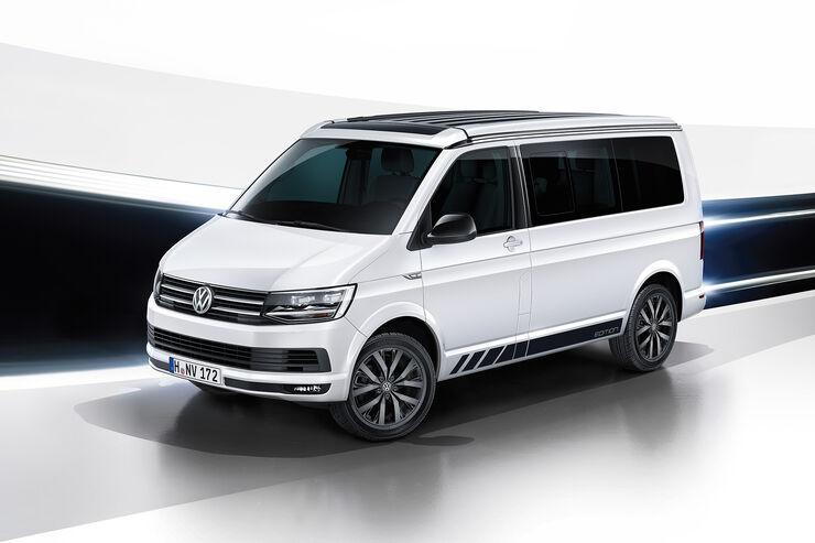 CMT 2016, Vorschau, VW California Edition 30