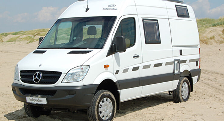 CS Reisemobil Allrad Independent Mercedes-Benz Sprinter