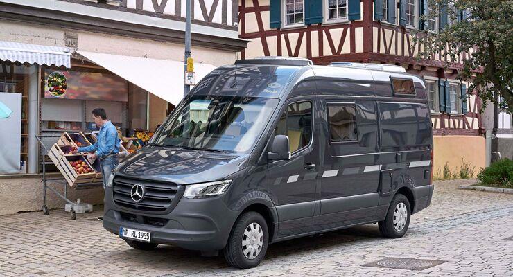 cs rondo im test: campingbus mit querbett-grundriss - promobil