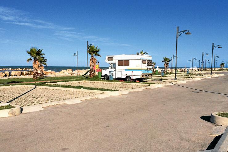 Camper Park Rio Vivo.