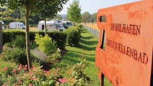 Camping Dreiquellenbad in Bad Griesbach - Mobilhafen