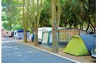 Camping La Beaumette bei St.-Tropez