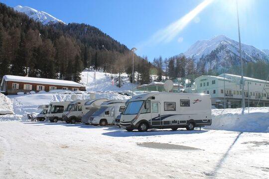 Camping Samnaun