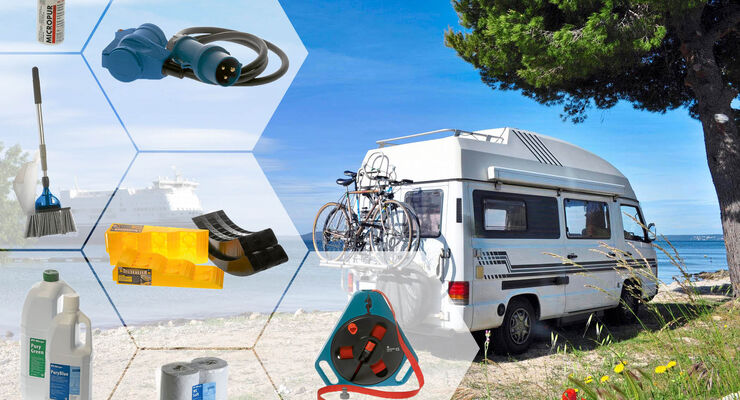 Camping-Zubehör Reisemobil