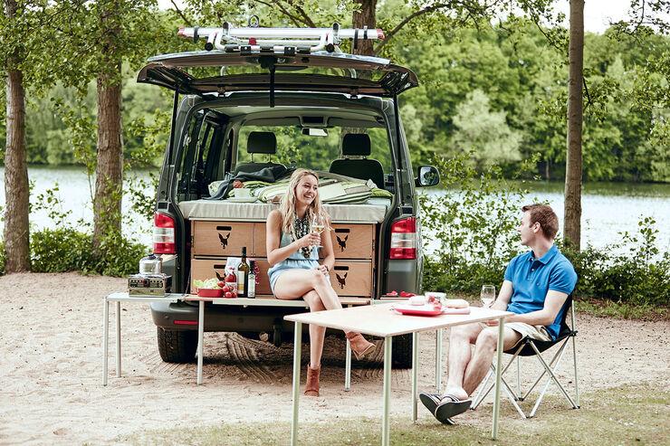 Campingmodul