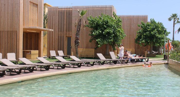 Campingplätze an der Costa Brava investieren 14 Millionen Euro in die Verbesserung ihres Angebotes für ihre Gäste. Somit verbessern sie ihre qualitative Spitzenstellung in Europa.