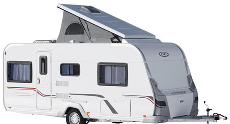 Caravan Aufstelldach Wohnwagen lmc reisemobil wohnmobil