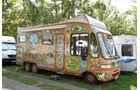 Caravan Salon 2008 Bilder Impressionen Reisemobile Wohnmobile Wohnwagen Caravans promobil CARAVANING