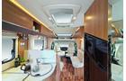 Caravan Salon 2012 - die Hallen im Überblick