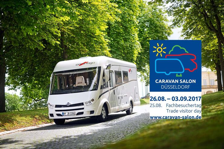 caravan messe düsseldorf tickets gewinnspiel