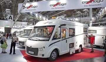 Caravan-Salon Integrierte Carthago C-Tourer