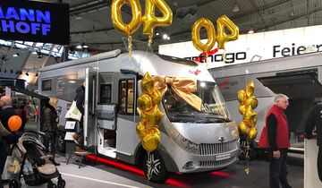 Carthago Chic E-Line 40edition (2019)