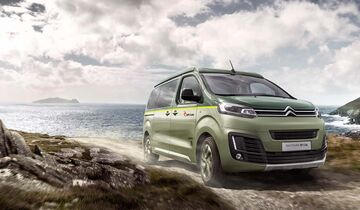 Citroen Concept Car Spacetourer Rip Curl