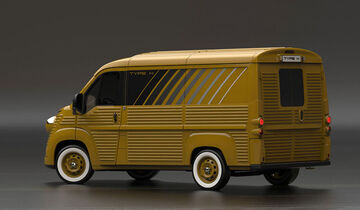 Citroen Typ 70th Anniversary Van