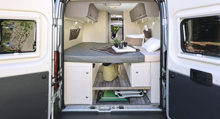 Clever Campen Campingbus-Bestseller