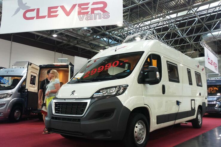 Clever Vans Cleverly 600