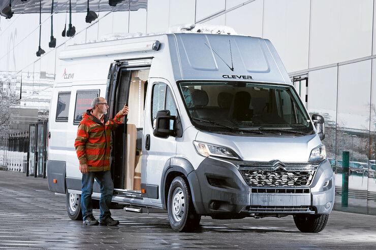 Clever Vans