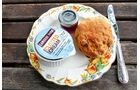 Clotted Cream, Marmelade und Scones