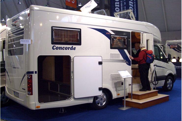 Concorde Credo T 745 L außen