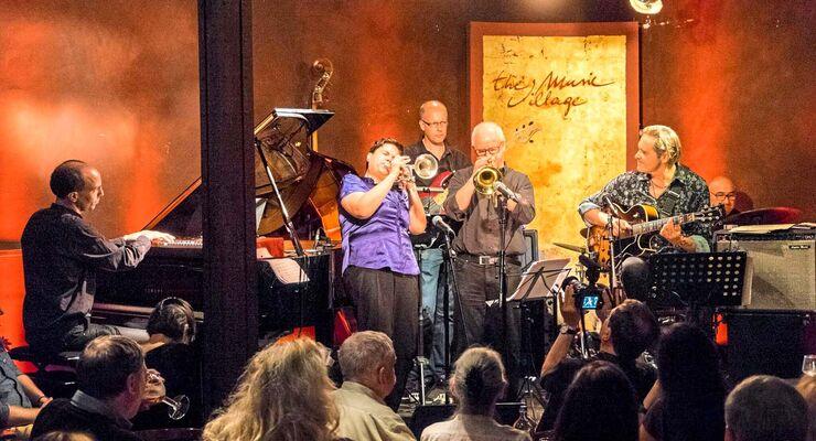 Der 100. Geburtstag der Musikrichtung Jazz wird in Brüssel noch ein ganzes Jahr lang mit vielen großen Events gefeiert.