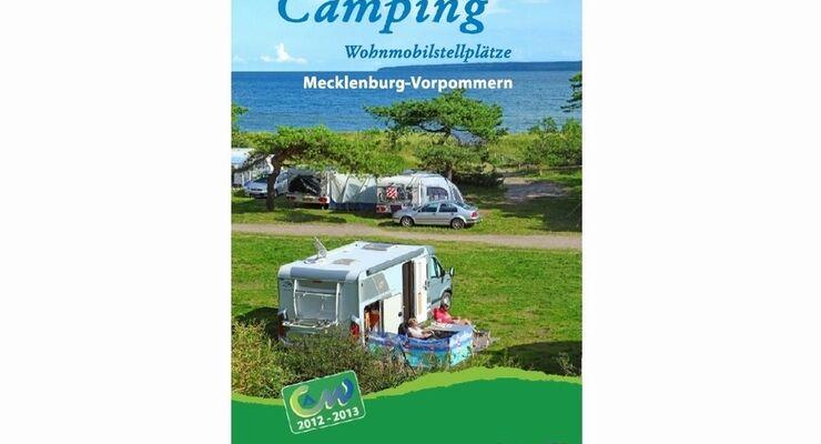 Der Verband für Camping-und Wohnmobiltourismus Mecklenburg-Vorpommern (VCWMV) stellt seinen neuen Katalog in Essen vor