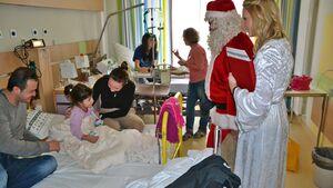 Dethleffs Family Stiftung Weinachtsmann Aktion