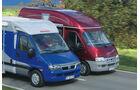 Dethleffs/Hymer Wohnmobile Reisemobile promobil