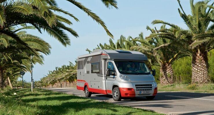 Die Freizeitmobilhersteller setzen 2012 verstärkt auf komfortable und leichte  Gefährte sowie auf sparsame Antriebe