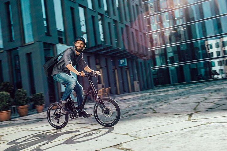 hymer geht kooperation mit e bike hersteller flyer ein. Black Bedroom Furniture Sets. Home Design Ideas