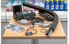 Ein komplettes Einbaukit der Luftheizung Airtronic D2.