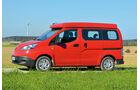 Elektromobil Stadtindianer von Zoom auf Nissan e-NV 200