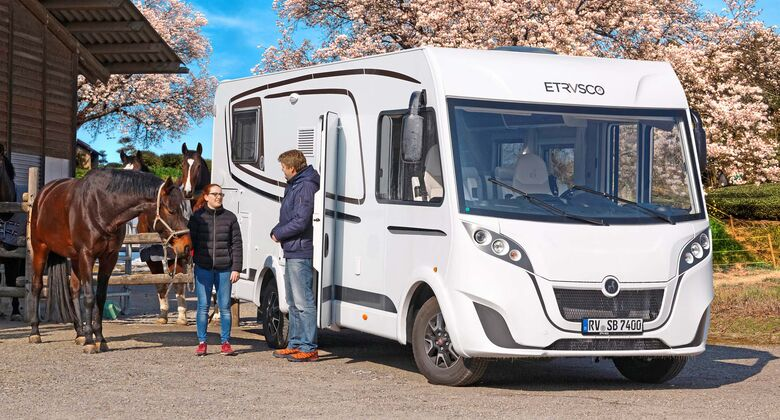 Etrusco I 7400 SB im Test
