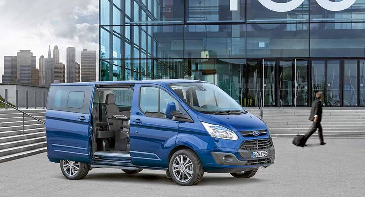Ford Euroline und Business Edition