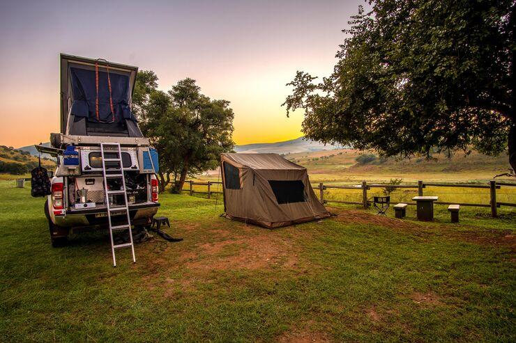 Campingtour durch SüdafrikasNordwesten: Mit dem Ford Ranger durchs grüneHerz