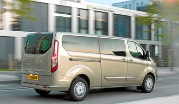 Ford Tourneo Custom Heck