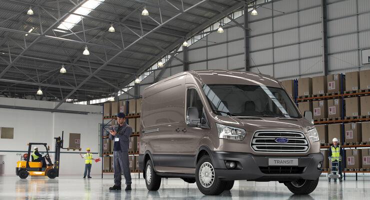 Ford Transit (2014)