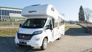 Frankia A 840 Plus