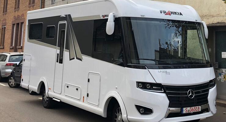 Frankia M-Line I 7400 Plus (2018) Stadt